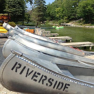Used Canoe Kayak Equipment Riverside Canoes
