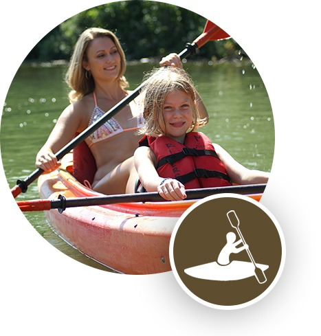 Platte River Kayak Trips in Michigan - Riverside Canoes