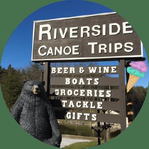 Riverside Canoes BOB