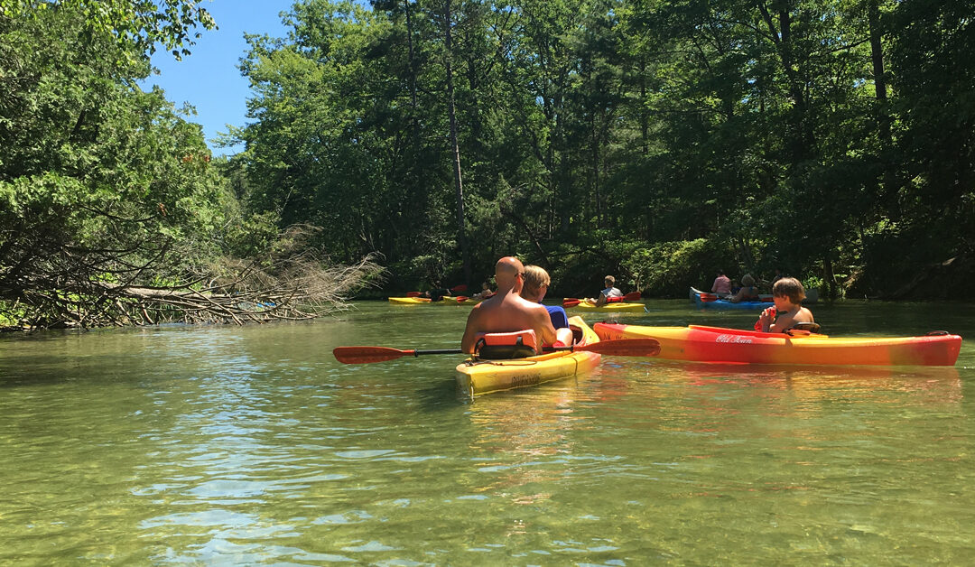 Tips for Canoeing and Kayaking on the Lower Platte River
